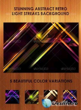 Абстрактные Фоны для фотошопа - Полосы света