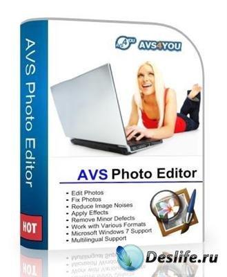 AVS Photo Editor v 2.0.1.103 ML RU