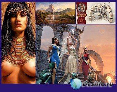 Все из мира Фэнтези (подборка №5 - Красивые картинки  фэнтази)
