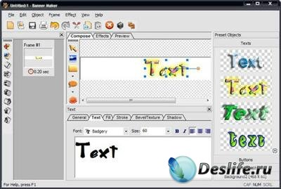 EximiousSoft Banner Maker 3.01