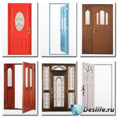 Набор профессионального клипарта - Двери (Doors Block 6)