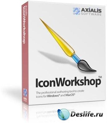 Axialis IconWorkshop Professional Edition v6.53 Retail