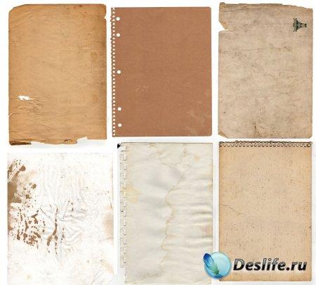 8 винтажных книжных текстур (Часть 1)