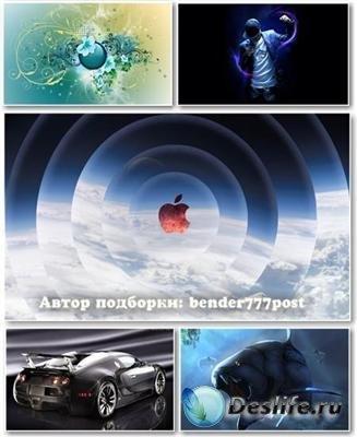 Best HD Wallpapers Pack №84 - Обои на рабочий стол
