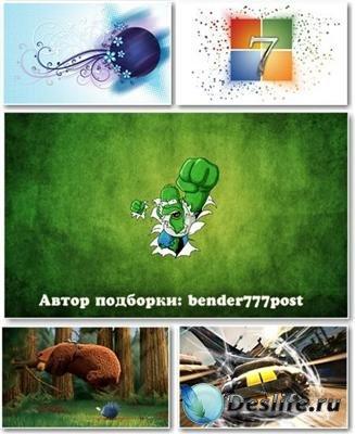 Best HD Wallpapers Pack №85 - Обои на рабочий стол