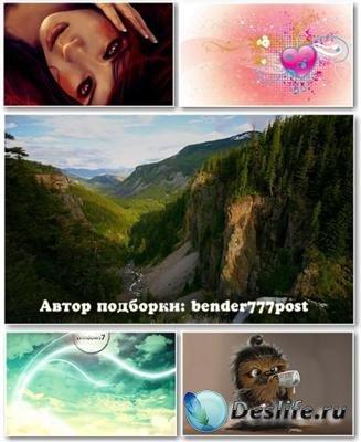 Best HD Wallpapers Pack №88 - Обои на рабочий стол