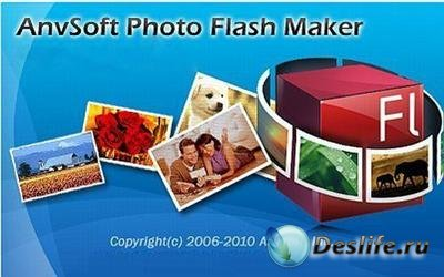 AnvSoft Photo Flash Maker Pro 5.28 Rus