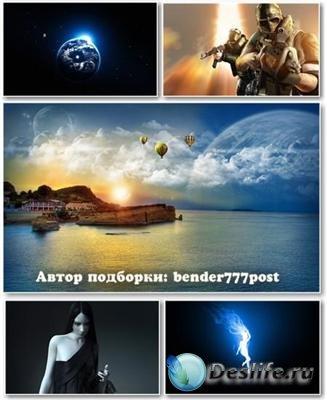 Best HD Wallpapers Pack №89 - Обои на рабочий стол