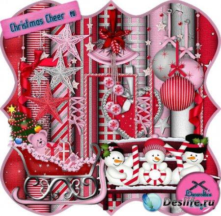 Cкрап-набор – Christmas Cheer