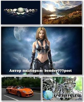 Best HD Wallpapers Pack №90 - Обои на рабочий стол