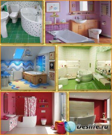 Фото дизайн ванной 2
