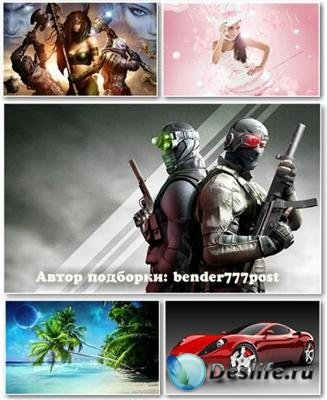 Best HD Wallpapers Pack №91 - Обои на рабочий стол