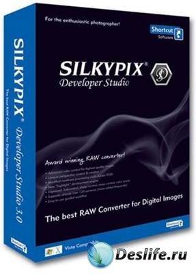 Silkypix Developer Studio Pro v 4.1.42.1 + RUS