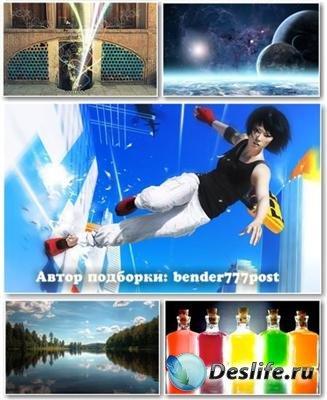 Best HD Wallpapers Pack №95 - Обои на рабочий стол