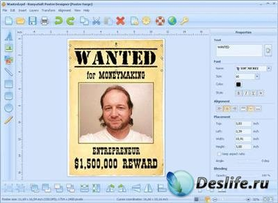 RonyaSoft Poster Designer v2.01.06