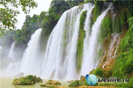 Waterfall 2 HD - Красивейший скринсейвер