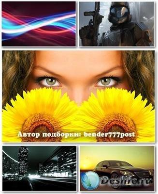 Best HD Wallpapers Pack №96 - Обои на рабочий стол