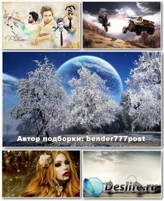 Best HD Wallpapers Pack №107 - Обои на рабочий стол