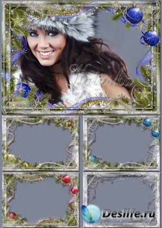 Рамочки для фото - Новогодние украшения