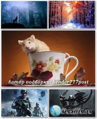 Best HD Wallpapers Pack №110 - Обои на рабочий стол