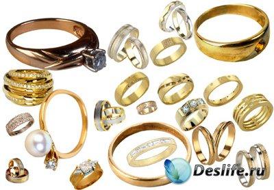 Клипарт - Обручальные кольца 2