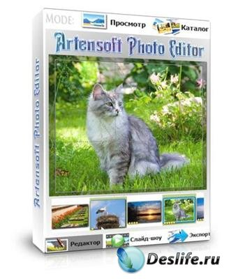 Artensoft Photo Editor 1.5.444