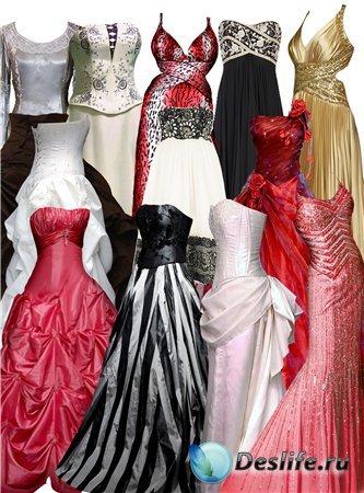 Женские наряды для фотомонтажа