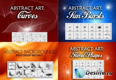 Высококачественные абстрактные кисти