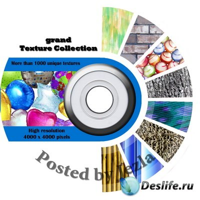 Огромная коллекция текстур (Часть 1)