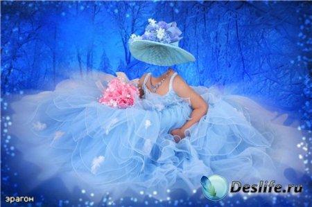 Детский костюм для фотошопа – Маленькая весна