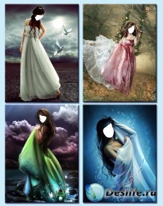 Костюмы для фотошопа – Мечты