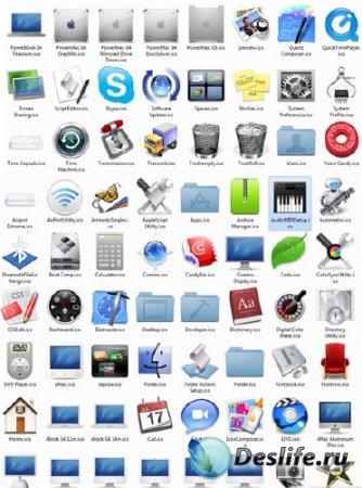 Новинки иконок для Windows