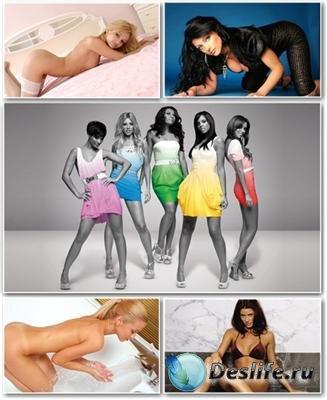 Обои для рабочего стола - Wallpapers Sexy Girls Pack №199