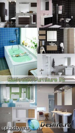 3D модели - Bathroom Furniture iFO