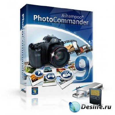 Ashampoo Photo Commander 9.0 Beta Portable