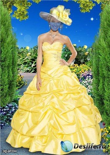 Женский костюм для фотошопа – Богиня красоты