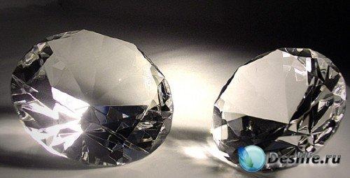 VRay tutorial - Реалистичные алмазы