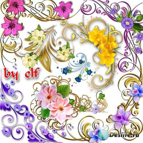Композиции – Цветочные (Compositions – Flower)