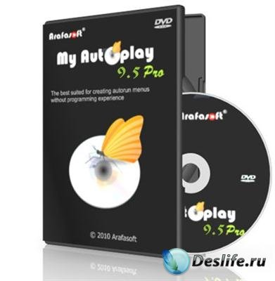 My Autoplay Professional 9.56 Build 21032011D
