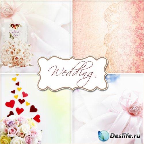 Свадебные фоны для фотошопа (Weddings Backgrounds)