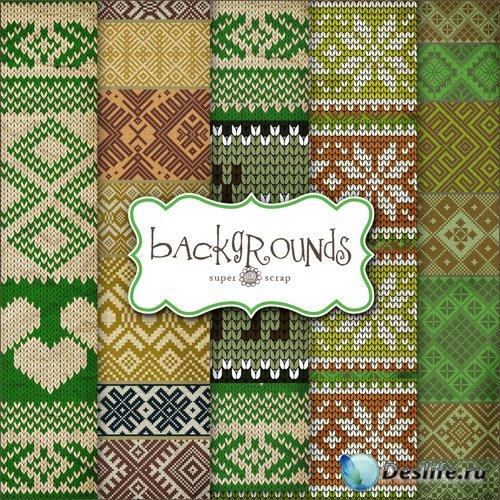 Textures - Green Backgrounds