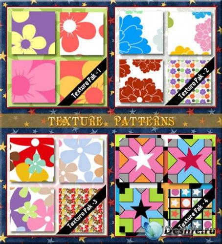 Текстура набор цветов - 2