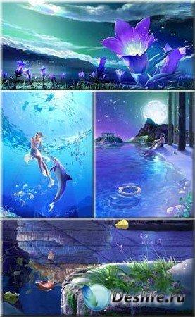 Необыкновенные картины Kagaya