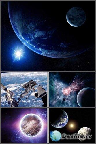 100 Amazing Digital Art Space Wallpapers
