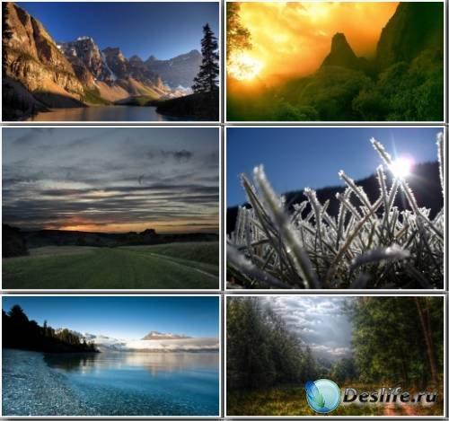 Истинная красота природы на рабочем столе (Nature Scenes)