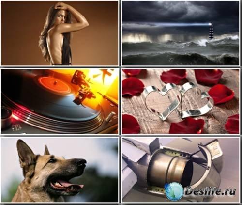 Самые красивые картинки и обои (Wallpapers HDTV Part 61)