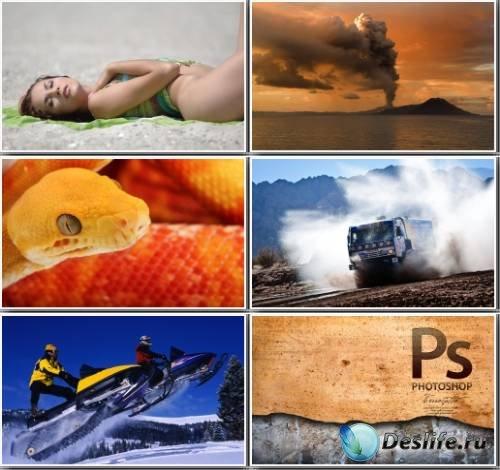 Фото и картинки в широком формате (HQ обои выпуск 59)