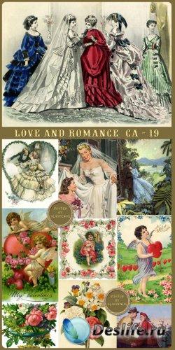 Рисованные иллюстации - Love and Romance CA-19
