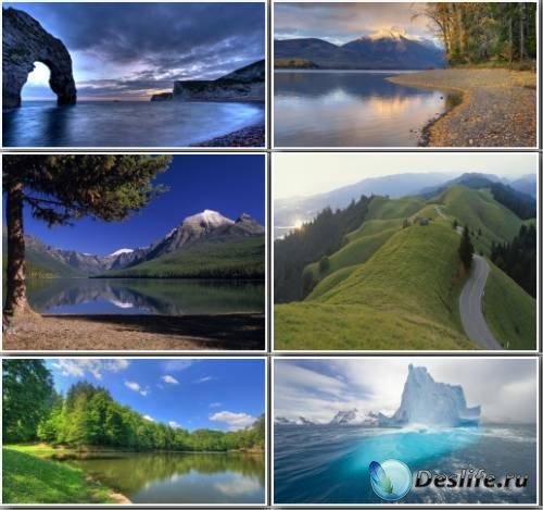 Обои о природе - завораживающие пейзажи