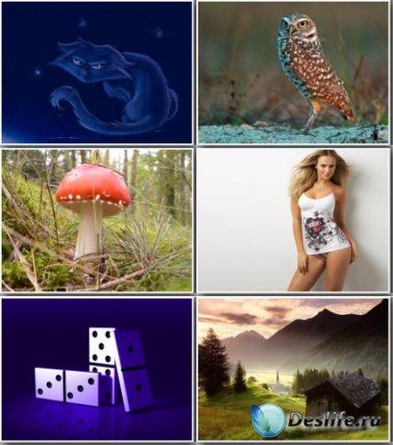 Обои и картинки на разные темы (сборник микс 56)